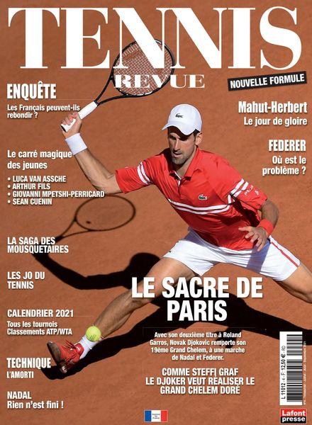 Tennis Revue – Juillet-Septembre 2021