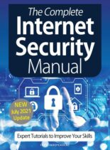 The Complete Internet Security Manual – July 2021