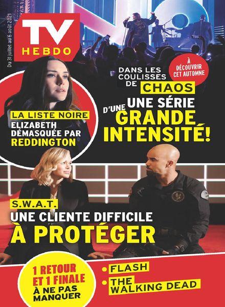 TV Hebdo – 31 juillet 2021