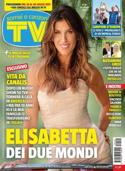 TV Sorrisi e Canzoni – 20 luglio 2021