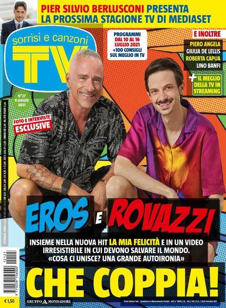 TV Sorrisi e Canzoni – 6 Luglio 2021