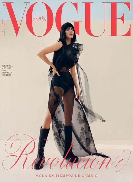 Vogue Espana – agosto 2021