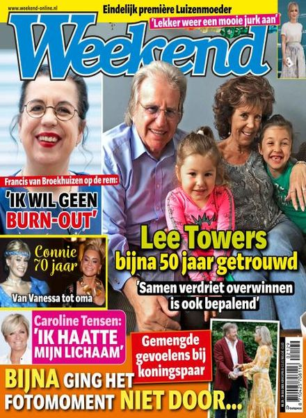 Weekend Netherlands – 21 juli 2021