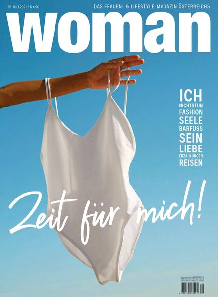 Woman Austria – 15 Juli 2021