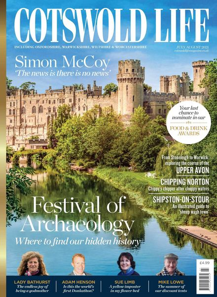 Cotswold Life – August 2021