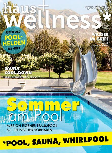 haus+wellness – 21 Juli 2021