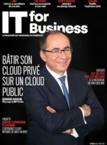 IT for Business – Juillet-Aout 2021