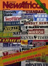 New African – May 1988