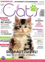 Our Cats – Juli 2021