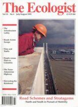 Resurgence & Ecologist – Ecologist, Vol 23 No 4 – Jul-Aug 1993