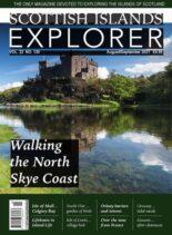 Scottish Islands Explorer – August-September 2021