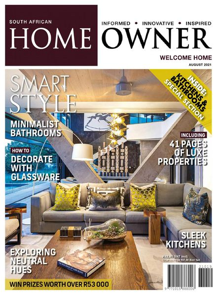 South African Home Owner – August 2021