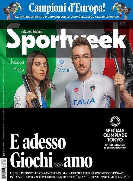 SportWeek – 17 luglio 2021