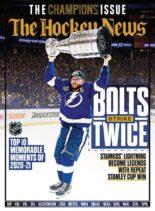 The Hockey News – July 09, 2021