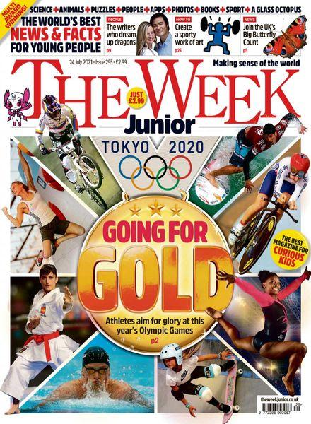 The Week Junior UK – 24 July 2021