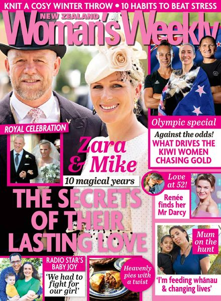 Woman's Weekly New Zealand – July 26, 2021