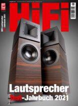 HIFI-LAUTSPRECHER-TESTJAHRBUCH – 1 Marz 2021