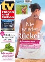 TV Horen und Sehen – 23 Juli 2021