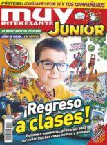 Muy Interesante Junior Mexico – agosto 2021