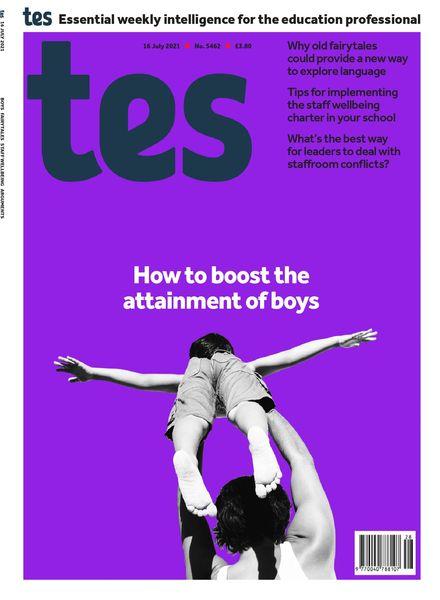 TES Magazine – 16 July 2021