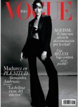 Vogue Mexico – agosto 2021