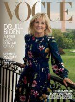 Vogue USA – August 2021