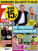 7 TV-Dage – 26 juli 2021