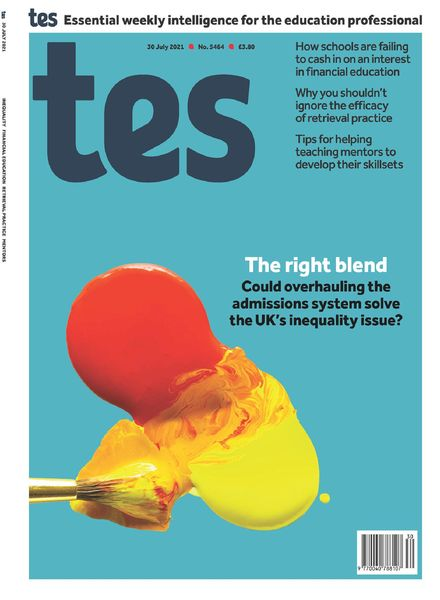 TES Magazine – 30 July 2021