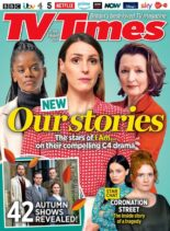 TV Times – 31 July 2021