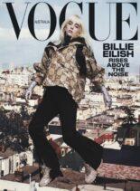 Vogue Australia – August 2021
