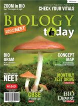 Biology Today – August 2021