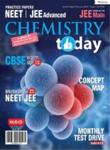 Chemistry Today – August 2021