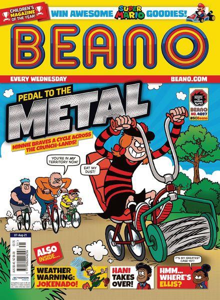 适合8~11岁儿童的英国漫画周刊(比诺) (2021年8月,共4期)3325 作者:思秋悟春 帖子ID:264195