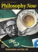 Philosophy Now – August 2021