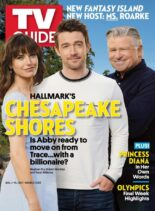 TV Guide – 02 August 2021