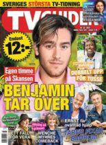 TV-Guiden – 03 augusti 2021