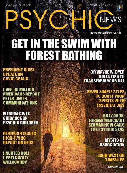 Psychic News – August 2021