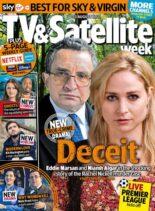 TV & Satellite Week – 07 August 2021
