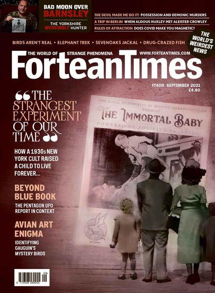 Fortean Times – September 2021