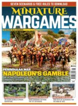Miniature Wargames – Issue 461 – September 2021