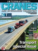 Int Cranes & Specialized Transport – August 2021