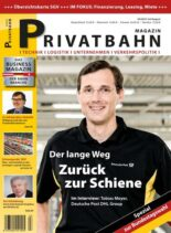 Privatbahn Magazin – Juli-August 2021