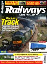 Railways Illustrated – June 2021