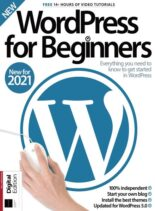 WordPress For Beginners – 23 May 2021