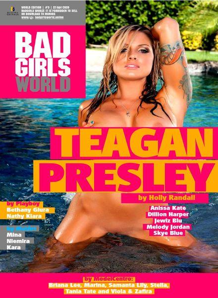 Bad Girls – Issue 3 2020