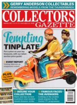 Collectors Gazette – Issue 450 – September 2021