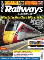 Railways Illustrated – July 2021