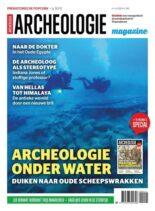 Archeologie Magazine – augustus 2021
