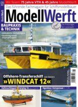 ModellWerft – August 2021