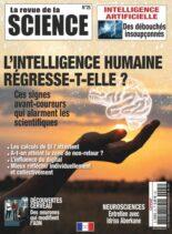 La Revue de la Science – Septembre-Novembre 2021